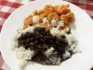 Comida em Cuba