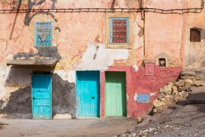As cores do Marrocos