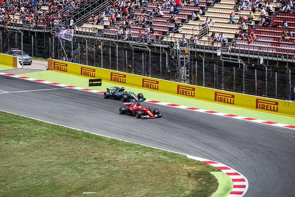 Grande Prêmio de Fórmula 1 em Barcelona 2017