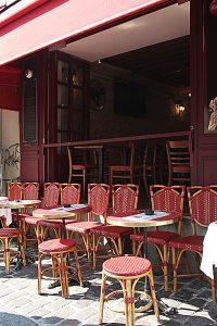 Cafezinho em Paris