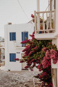 Naousa, Paros, Grécia