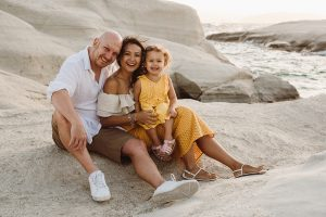 Grécia para famílias